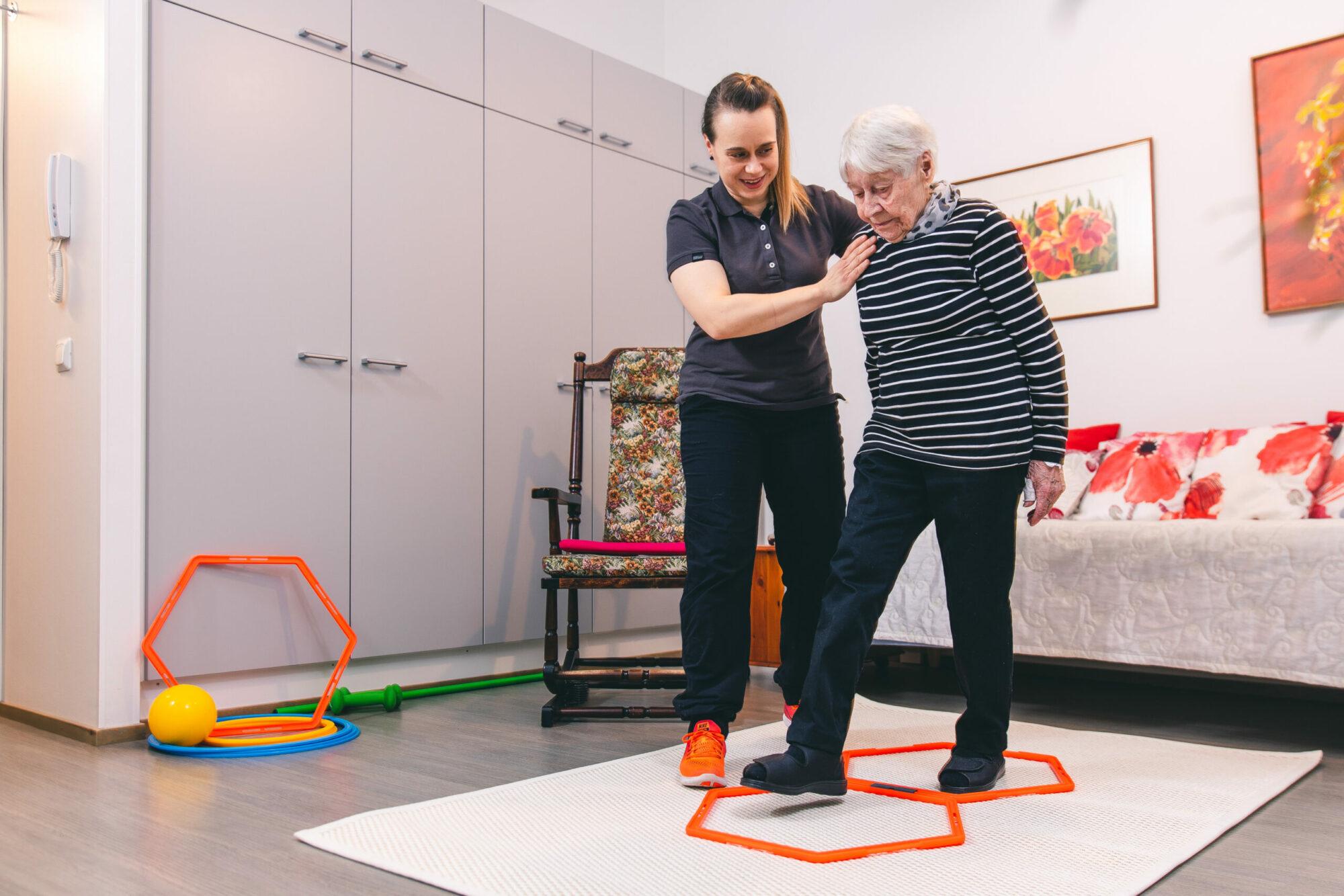 Fysioterapialla apua Parkinsonin hoitoon