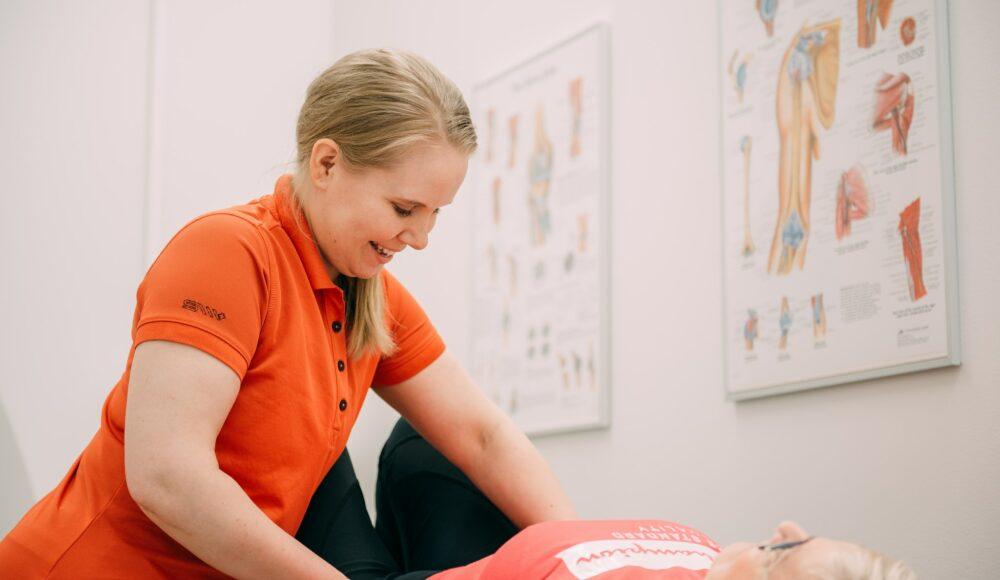 Fysioterapiasta apua lantionpohjan ongelmiin